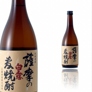 薩摩の麦焼酎(720ml)