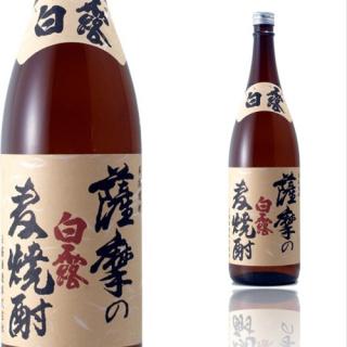 薩摩の麦焼酎(1800ml)