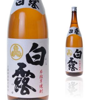 焼酎 白露(1800ml)