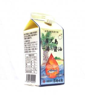 屋久島 一湊の醤油