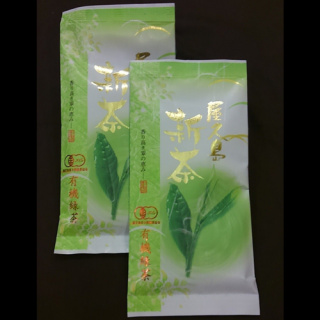 屋久島新茶