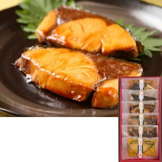 干物屋の「お魚惣菜」